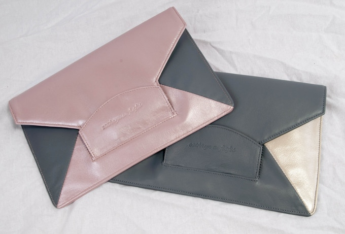 Ryleigh - leather wipes case.. A fashionable way to use your wipes!