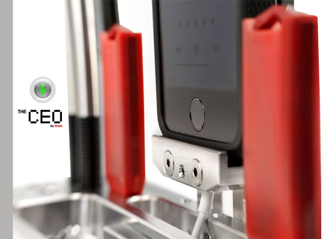 CEO-D  Interchangeable Docking System