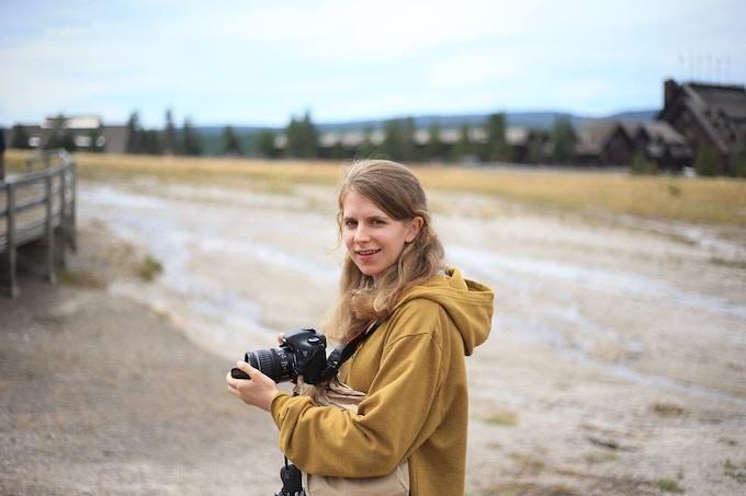 Jessica Medenbach, co-director