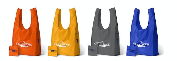 Your Commissary Baggu market bag