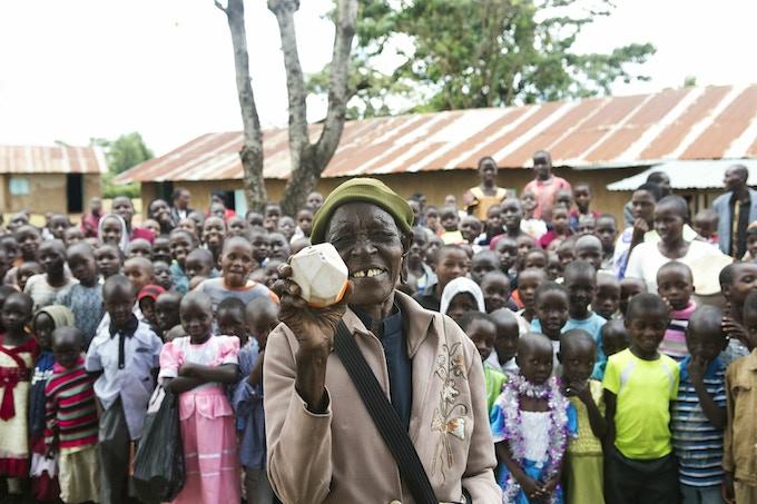 Nandi South community, Kenya