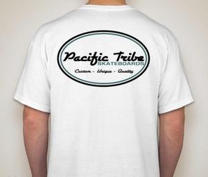 Shirt - White - Back