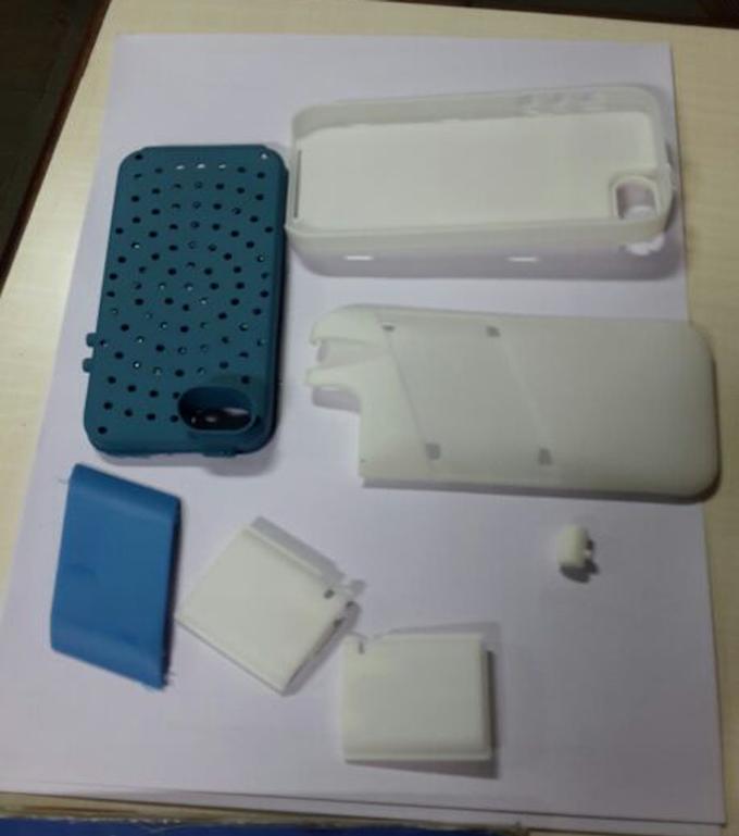 Freshly 3D Printed Prototypes