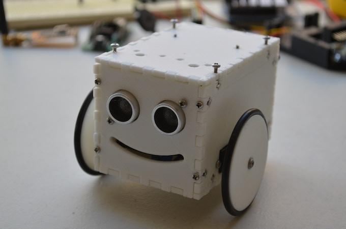 3D Printed PopPet Prototype #1