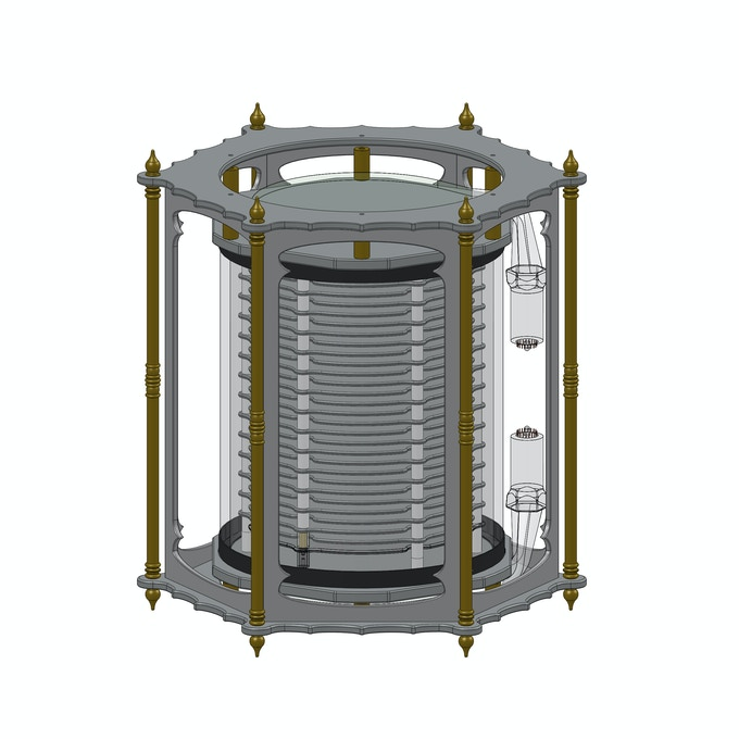 Our Spark Chamber Design