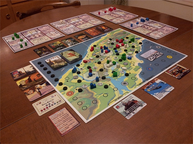 The Top 10 Most Sold Board Games Ever | TheRichest