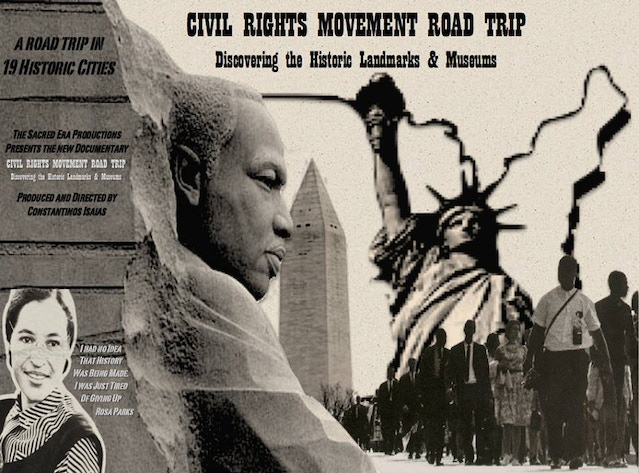 civil rights movement road trip documentary by constantinos isaias