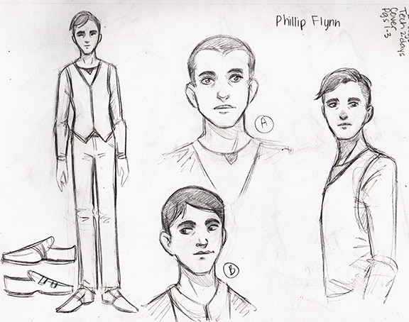 Phillip Flynn. A citizen of Earth. Phil has always thought that there was more to life than what he had. He will learn that he has a destiny that will change the galaxy.