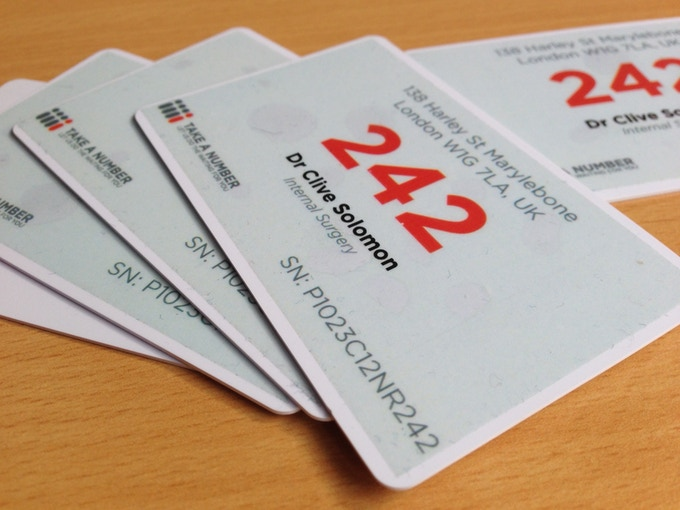 NFC card also available