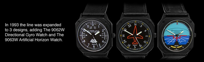 Trintec 1993 Watch Collection