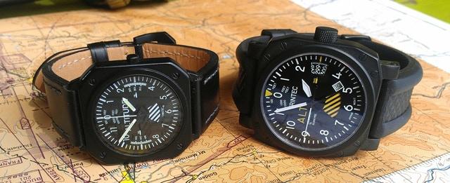 2003 Altimeter Watch w/ 30th Anniversary Altimeter Watch