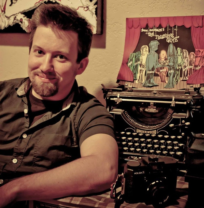 Director Jason P. Schumacher
