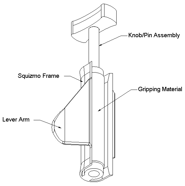 Exploded View of Final Design