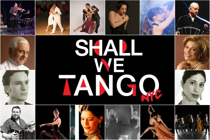 The artists and composers of the 2014 SHALL WE TANGO NYC festival. Click through to learn more about these amazing artists!