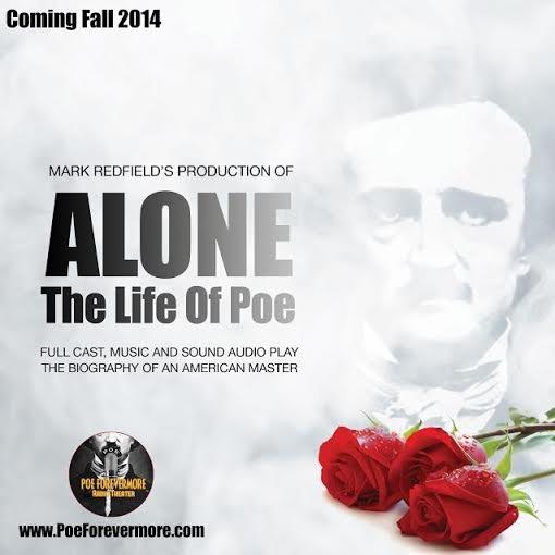 """Alone"" Poe radio theatre CD set!"