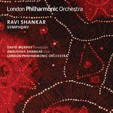 "Ravi Shankar Symphony, released 2012. ""Performed by the London Philharmonic under David Murphy, its a resounding triumph"" 5 STARS Andy Gill, The Independent"