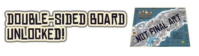 DOUBLE-SIDED WINTER BOARD UNLOCKED!
