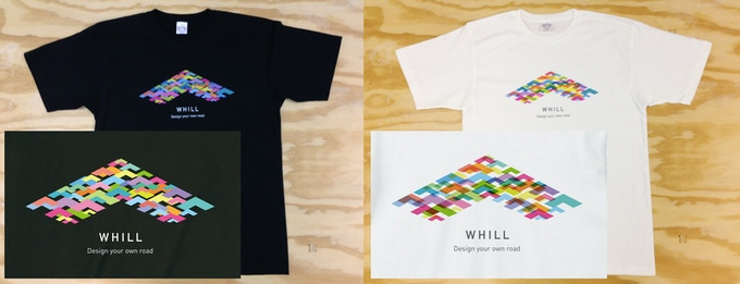 WHILL T-shirt