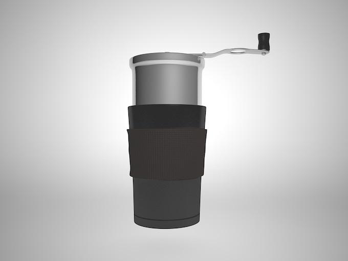 [Pic 3] Original design of All-in-one Tumbler