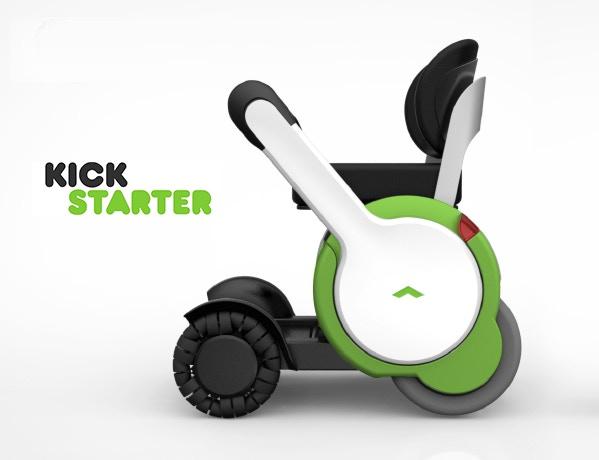 Kickstarter Edition WHILL