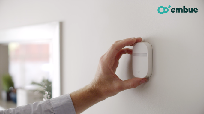 Wireless sensors for every room - Smaller & smarter than your thermostat.