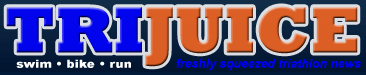 TriJuice.com - Freshly Squeezed Triathlon News