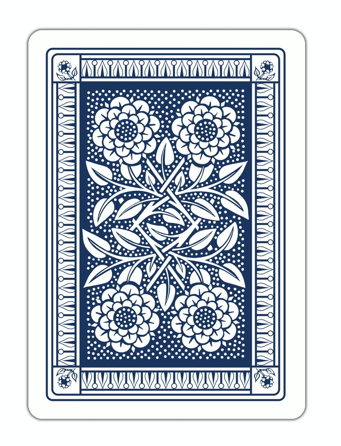 1876 Blue Mauger Restored Back
