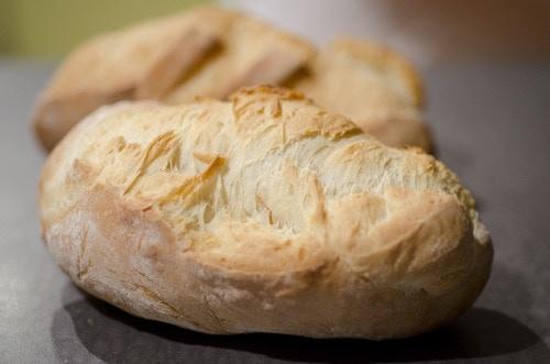 Rustic hearth bread instruction by Dave Scarpetti