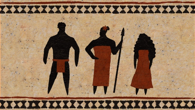 "Māhū are ""in the middle"" between male and female"