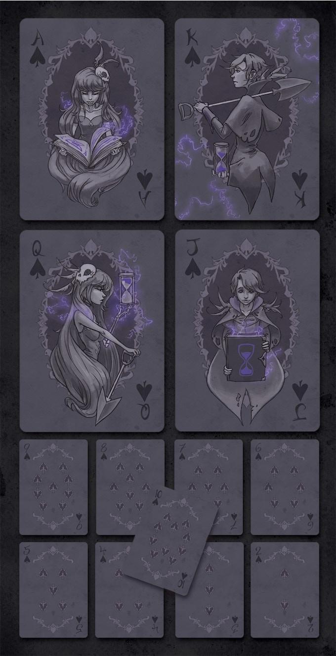 Olde Bones - The Spades