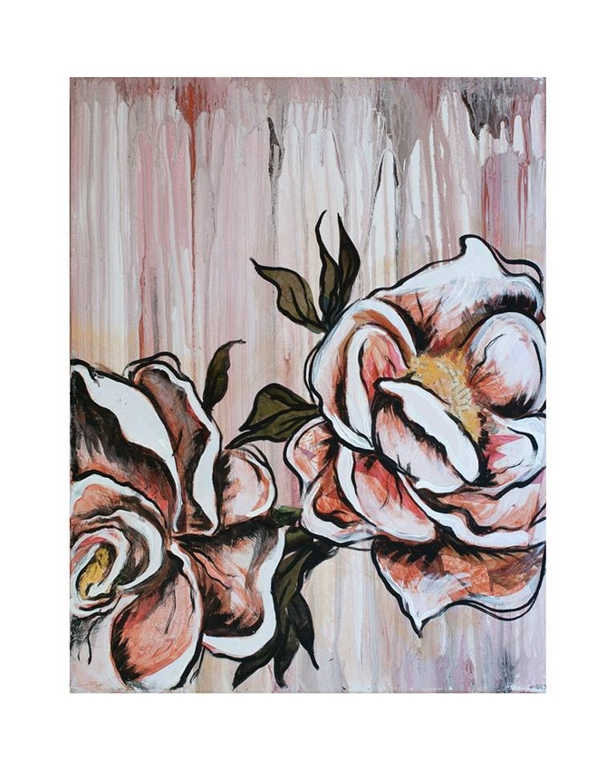 WHITE ROSE LIMITED EDITION PRINT • $50 (small) $75 (large)