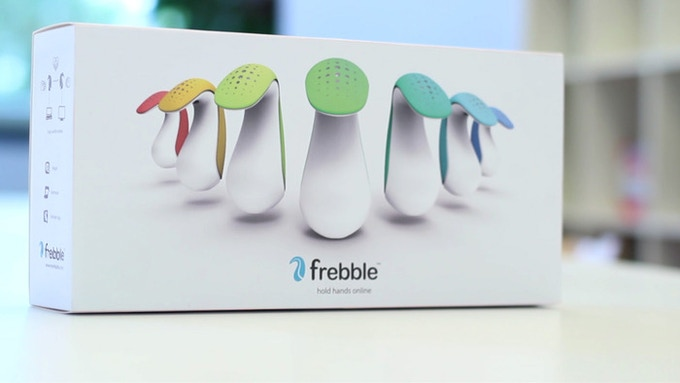 Frebble duo pack box