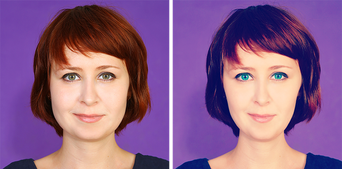 Looksery: Real-Time Face Transformation Filters for Mobile by