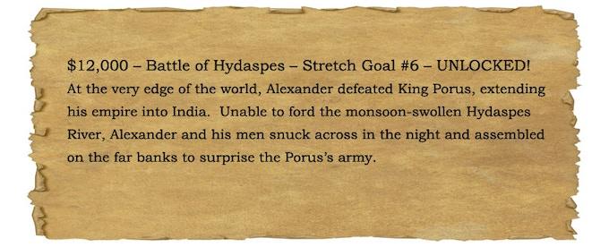 Alexander vs Persia: Battleground Historical Warfare by Chad Ellis