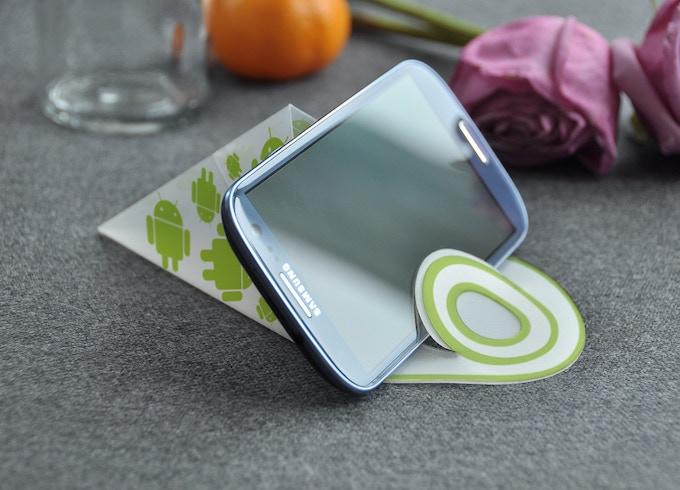 Smartphone Samsung Galaxy 5 in Scööb