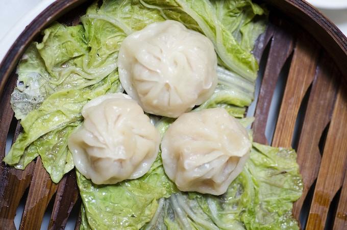 Dumpling class with Helen