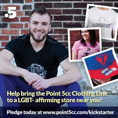 Point 5cc Expansion Into A Full Clothing And Apparel Line By Aydian