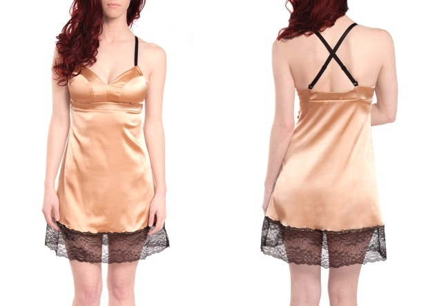 259855d0a9a7 The Bralette Slip in Cosmic Latte with optional lace trim, 25% off MSRP if
