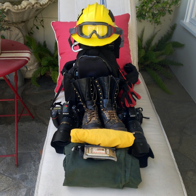 Safety Gear and Cameras