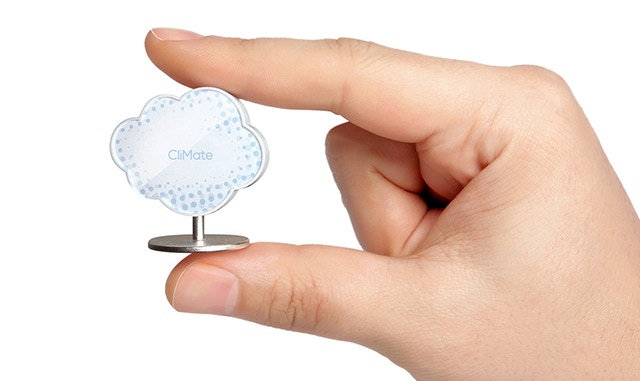 Real weather info at your fingertips