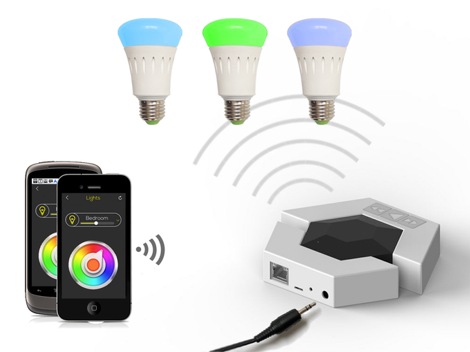 The Q: World\'s First Smart Home Audio and Lighting Platform by ...