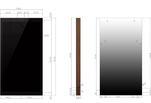 framed specifications