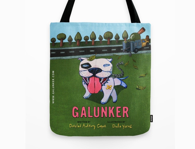 A Galunker tote bag!