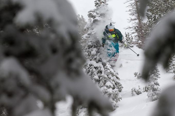 Backcountry - Tony Rossi (Photo: Will Wissman)