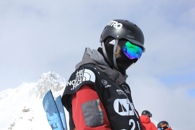 """Freeride World Tour - Terrell """"Scooter"""" Cooper"""