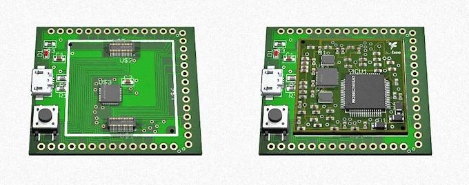 Aurbee USB Shield Add on!