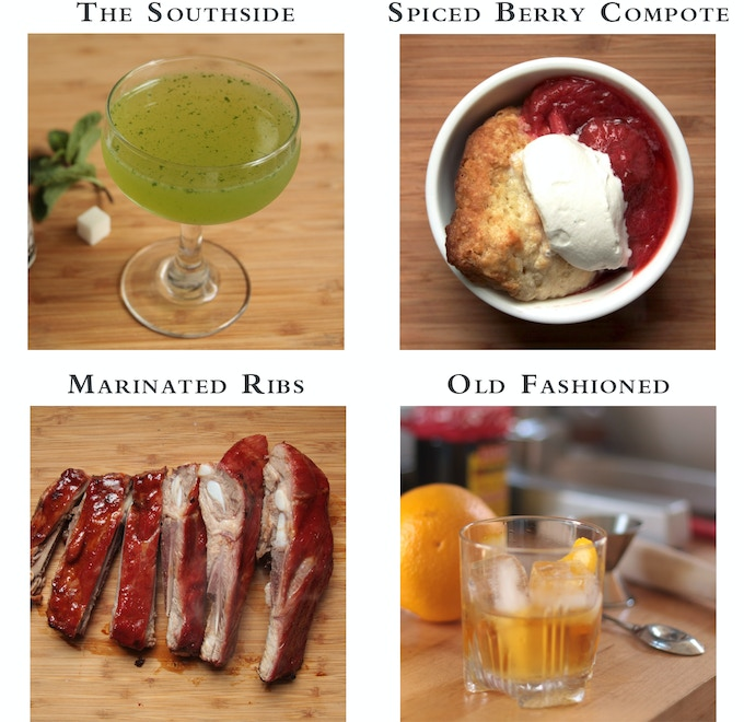 A few delicious recipes that call for bitters. For these and more recipes, visit HellaBitters.com