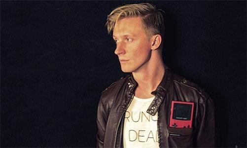 LA based DJ/Producer Clinton VanSciver.