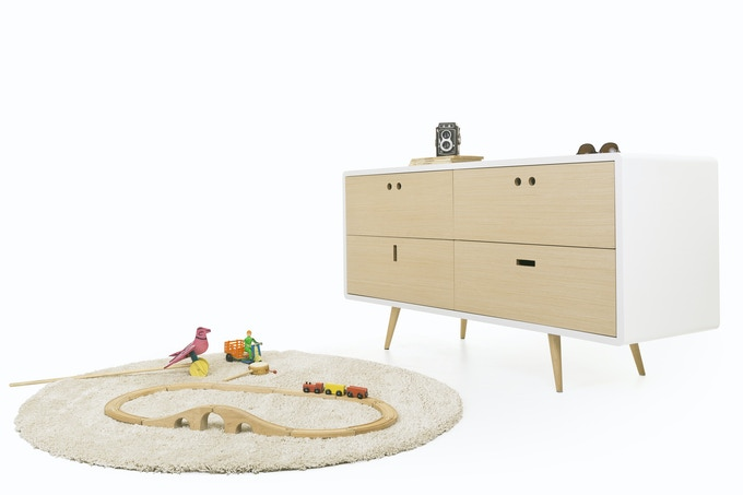 Nice furniture for children have fun!