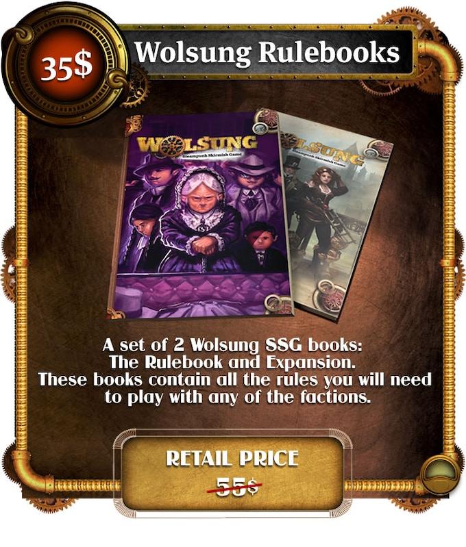 Wolsung Rulebooks